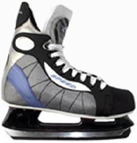 Коньки хоккейные SPEED