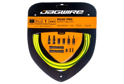 Комплект JAGWIRE Road Pro Brake Cable Kit желт.